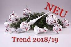 brandneu -  Eisweiss rot Trend 2018/19
