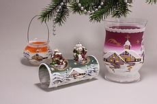 Teelichthalter & Windlichtbecher