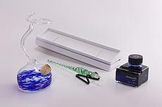 Zubehör für Glasfederhalter