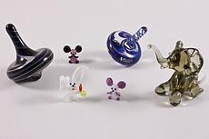 Glasfiguren aus Lauschaer Glas