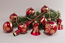 Christbaumkugeln / Weihnachtskugeln Lauscha