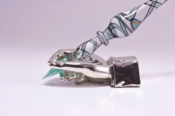 Stifthalter deluxe für Ihren Glasschreiber